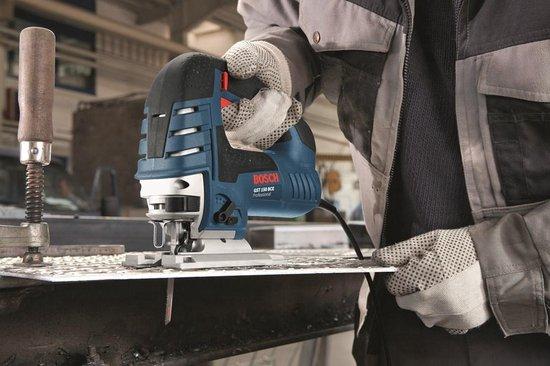 Bosch professional GST 150 BCE Decoupeerzaag machine - 780 Watt - met Beugel