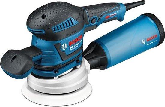 Bosch Professional GEX 125-150 AVE Excentrische schuurmachine - 400 W - Ø 150 mm schuuroppervlak