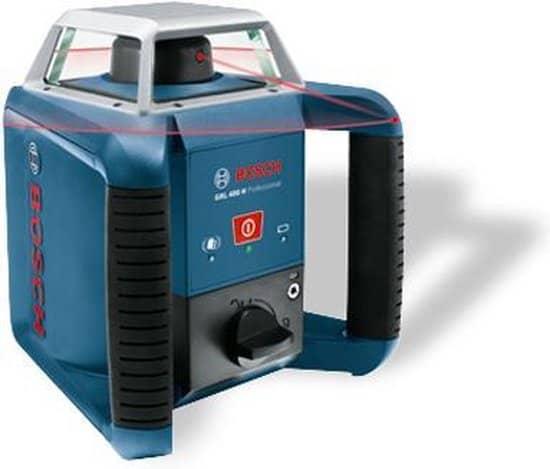 Rotatielaser GRL 400 H (IP56)