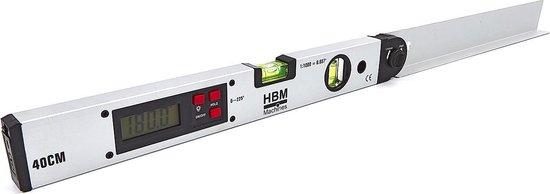 400 mm Digitale Hoekwaterpas - Zweihaak