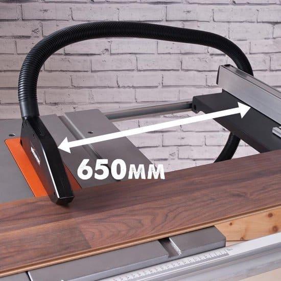 Evolution tafelzaagmachine RAGE 5-S met zaagblad 255mm