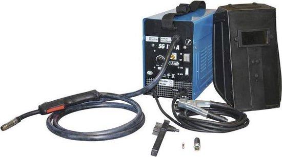 Güde SG 120 A Vuldraad lasapparaat MIG