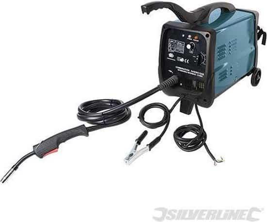 MIG/MAG Gas/zonder-gas Combinatie lasmachine 30 - 135 A